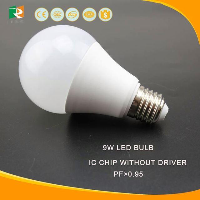 LED milk white candle light colourful changing led bulb 1W 3W E12 E14