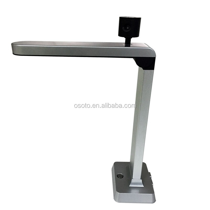 5 mega pixel USB high-speed document scanner WITH visualizer software