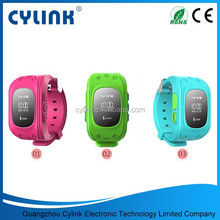 Route Playback Two-way communication kids tracking gps watch