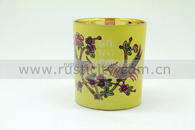 Wooden wick handmade good quality soy wax flakes