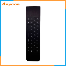 New design smart black rf air mouse remote control for smart tv samsung
