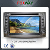 2 din hd touch screen gps oem car gps dvd for Hyundai H1 dvd player navigation system