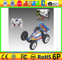 WL 2307 High speed 5 Channel Mini RC Car 2.4g 1:32 High Speed Mini RC Model Kart Remote Control Car Toy for sale