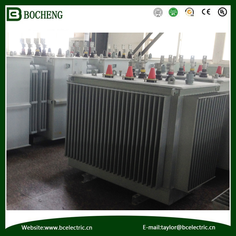 Hot sale Toroidal oil Immersed transformer manufacturer in thailand Power Distribution Equipment