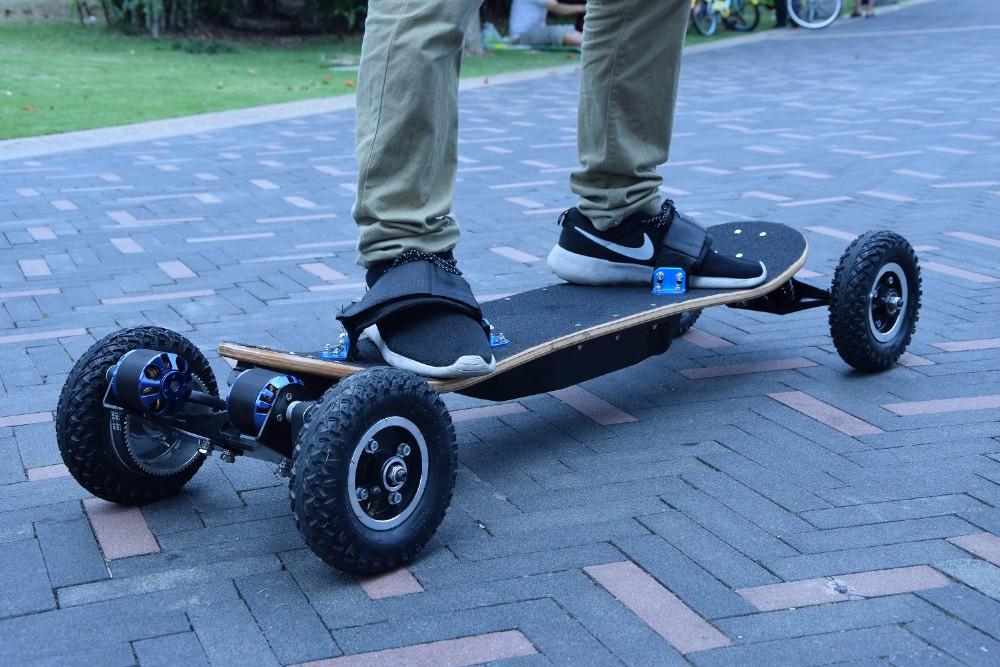 Electric Skateboard Longboard Four Wheel Skate Board