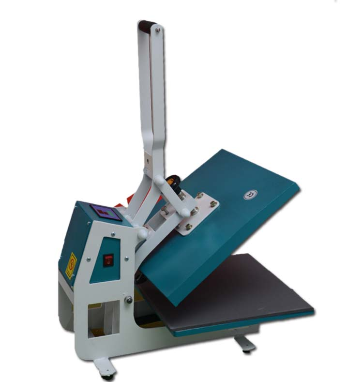 Manully Popular style heat press machine t-shirt printing transfer machine