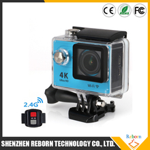 2016 New Product 4K H9R 2 Inch Action Camera HD mini Sport DV 1080p 60fps manual Waterproof Camera