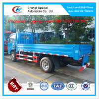 cheap mini trucks dongfeng small cargo light duty trucks single cabin mini cargo truck price