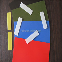 Mechanical and electrical products colored fiberglass insulation board