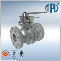 Electric Actuator 1 . 5 inch ball valve for oil and gas