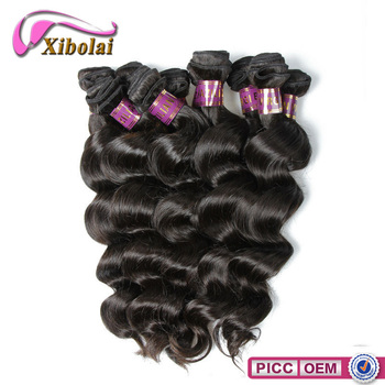 XBL Made in China Good Quality Wholesale Original Brazilian Hair In Guangzhou