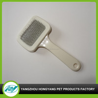 Pet Hair Fur Removal Brush Silicone