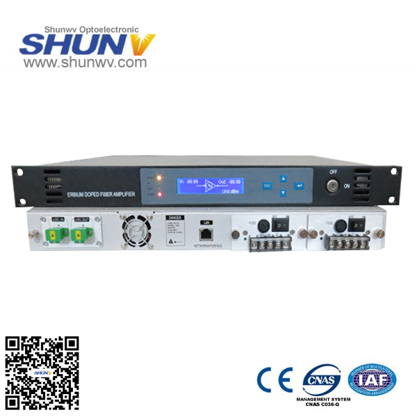 1550nm catv fiber optical amplifier 1550nm edfa