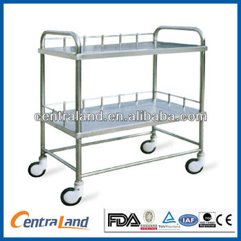 S.S Instrument Trolley