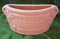 Pottery Ceramic Type and Terracotta Material Pot Pottery Garden Terra cotta bonsai pottery