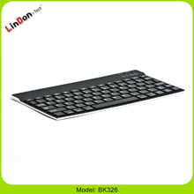 High Quality Aluminum Mini Wireless Bluetooth Tablet PC Keyboard Case