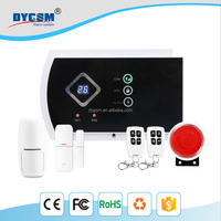 Wireless GSM Home Alarm System Mobilephone