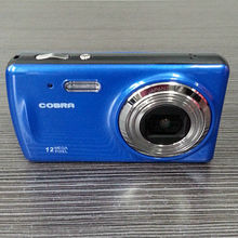 cheap photo camera with 2.7'' LCD screen 12MP 8X opital zoom free shipping