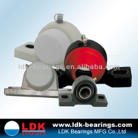 Thermoplastic Bearing Housings Pillow With Hole
