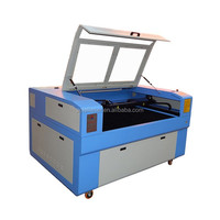 co2 lager scale fabric laser cutting machine with auto cad software