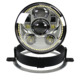 HOT !!! 5 3/4 inch 35w high low beam led motorcycle headlight with Ring Mounting Bracket for Motorcycle