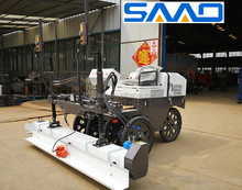 Full hydraulic Laser System Concrete Leveling Machine Laser Screed (SJZP-200)