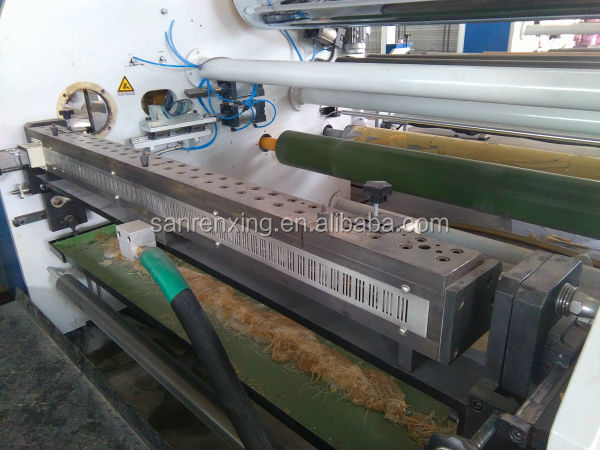Hot melt adhesive coating laminating machine for label paper/adhesive tape/film industry
