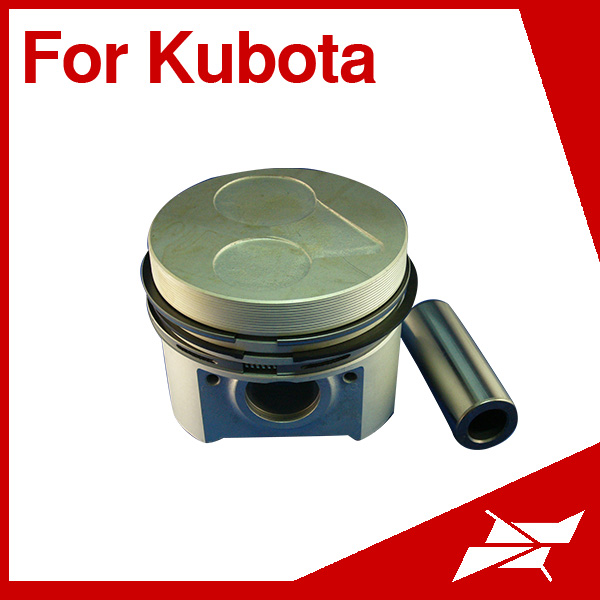 Made in Taiwan D1703 87mm piston for Kubota engine spare parts