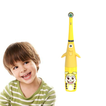 China supplier new design tooth care travel Rechargeable children electric toothbrush with soft head