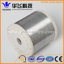 Galvanized stainless steel electrical resistance wire 0.2mm for manufacturing