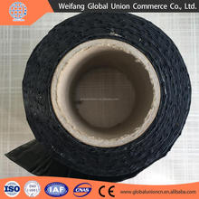 1mm 1.2mm 1.5mm 2.0mm Asphalt roll roofing flashing tapes for waterproofing