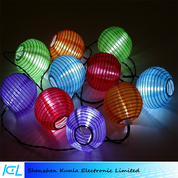 Wholesale Silk Lantern Holiday Decoration Solar Garden String Light - Buy Solar Led Garden Light ...