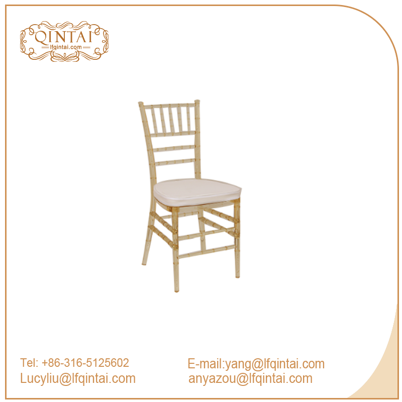 italy Appearance and Hotel Chair Specific Use wedding chiavari chair