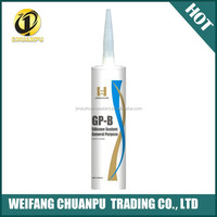 2668 GP-B acetic silicone joint sealant acidic sealant