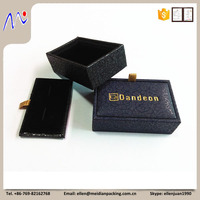 Wood Cufflink Box And Case