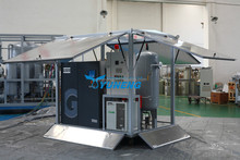 Double stage vacuum Forming & drying equipment for distribution transformer