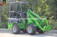 Hydraulic cylinder mini750 mini front end loader