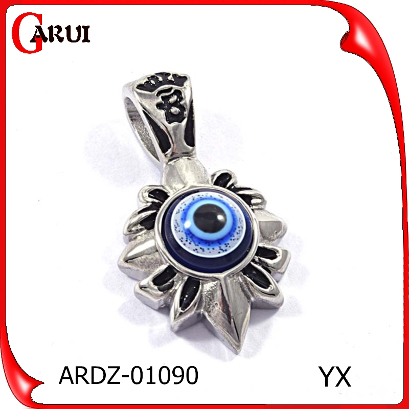 Evil Eye Zircon Beads Fashion Christmas Pendant Fashion Pendant