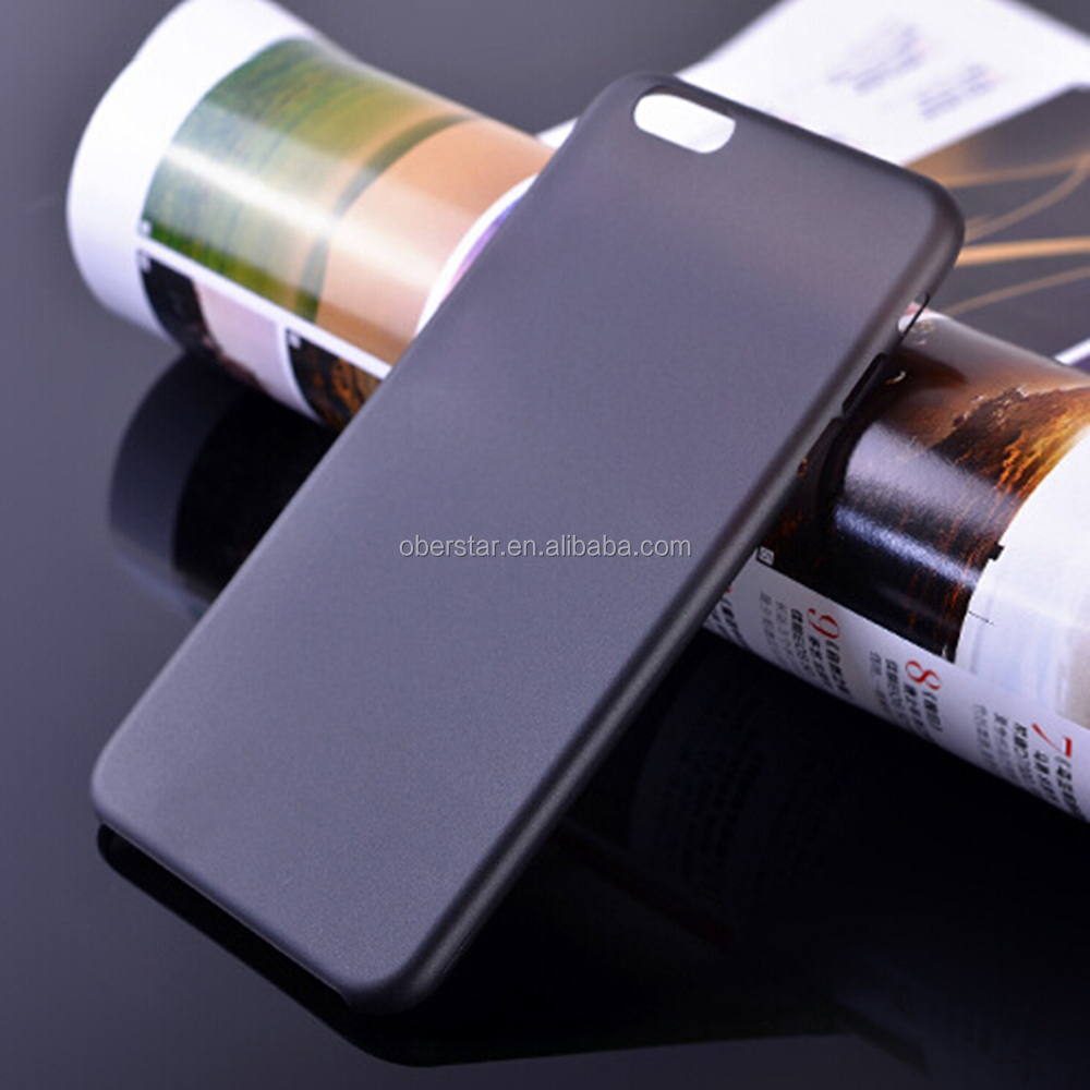 Hot Sale 0.3mm Ultrathin PP Matte Soft Phone <strong>Case</strong> For iPhone 6 4.7inch