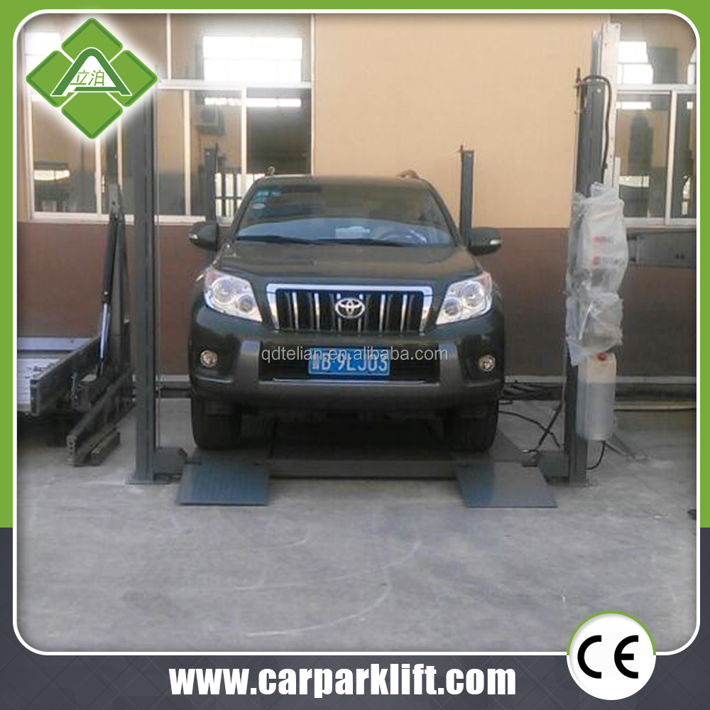 Good Price Used Home Garage Car Lift Hydraulic Scissor