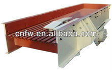 Carbon Steel Horizontal Vibrating Feeder for Mining Powder