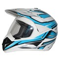 Motorcross helmet with bluetooth---ECE/DOT Approved
