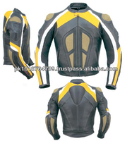 Leather Racing Jackets, Biker's Genuine Leather Jackets