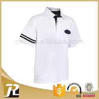 cheap white clothes supplier polyester tshirt for men