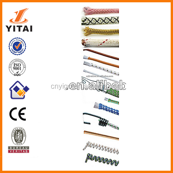 17 Spindles Flat Shoelace Making Machine