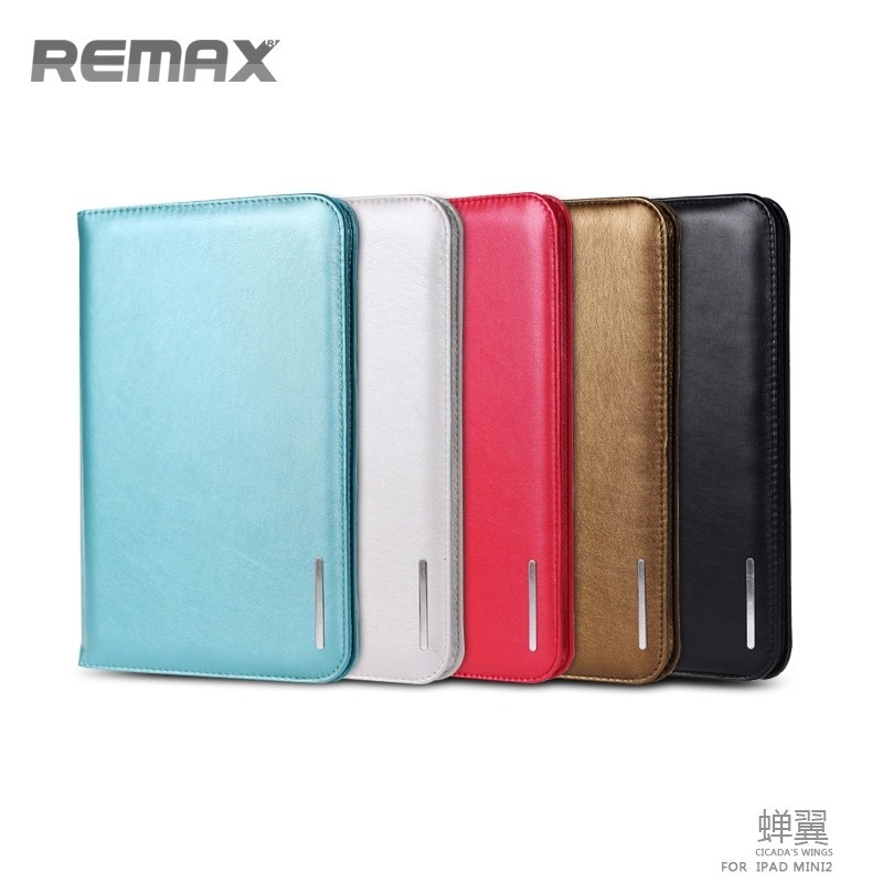 Flip leather stand Tablet case For ipad mini 2