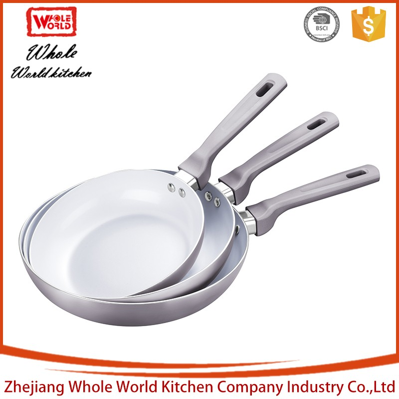 hot sale high quality main product non stick divided frying pan