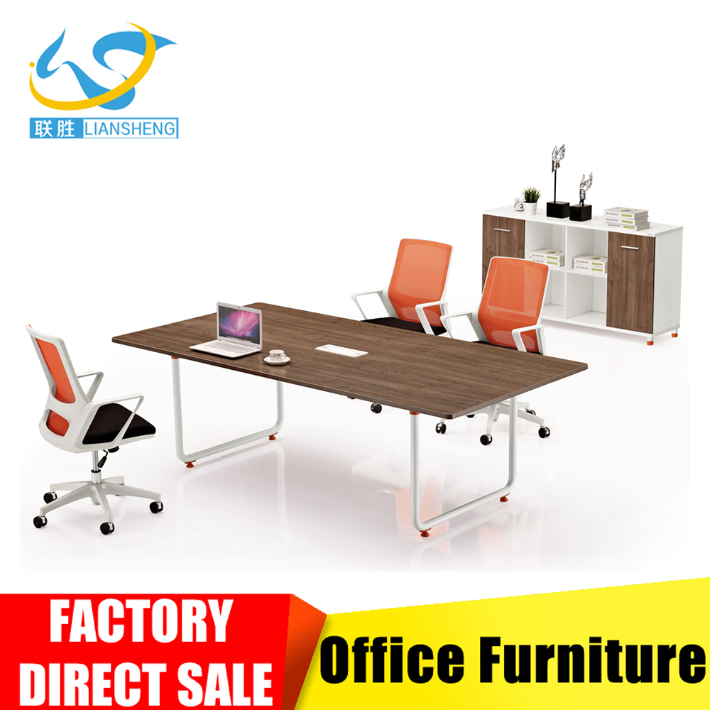 2017 hot sale office furniture wooden conference table conference room table