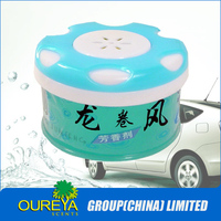 70g/80g/90g car air freshener gel / car perfume gel