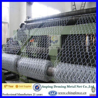 Factory hot dipped galvanzied gabion basket wall